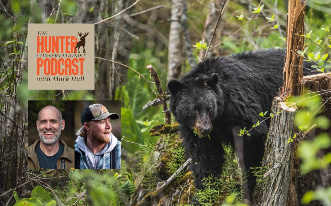 Episode 22 – The Future of Black Bear Hunting in Canada