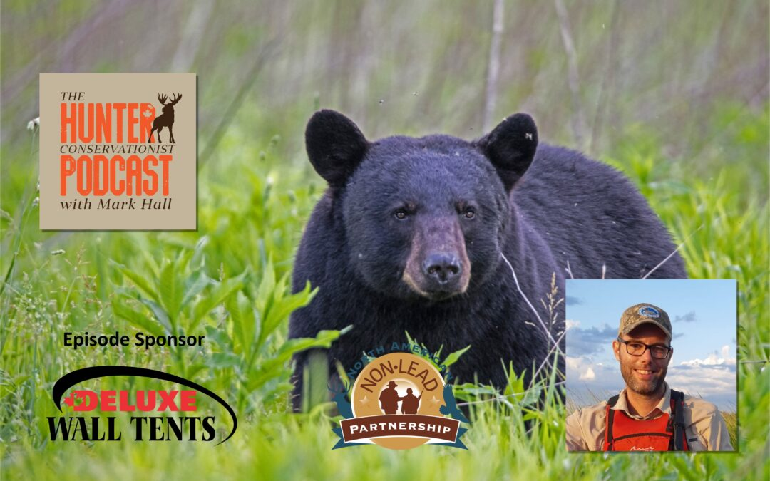 Episode 42 – Return of the Ontario Spring Black Bear Hunt with Dr. Keith Munro
