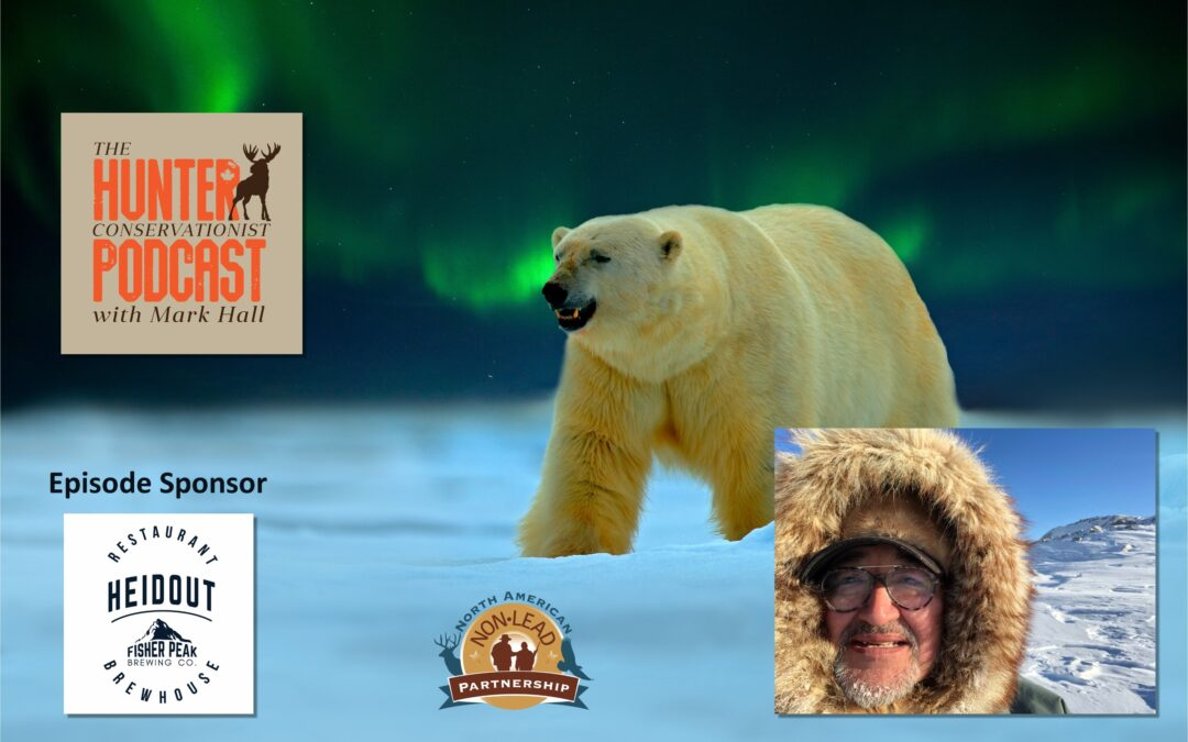 Episode 43 – An Inuk Perspective on Hunting, Science and Conservation with Paul Irngaut