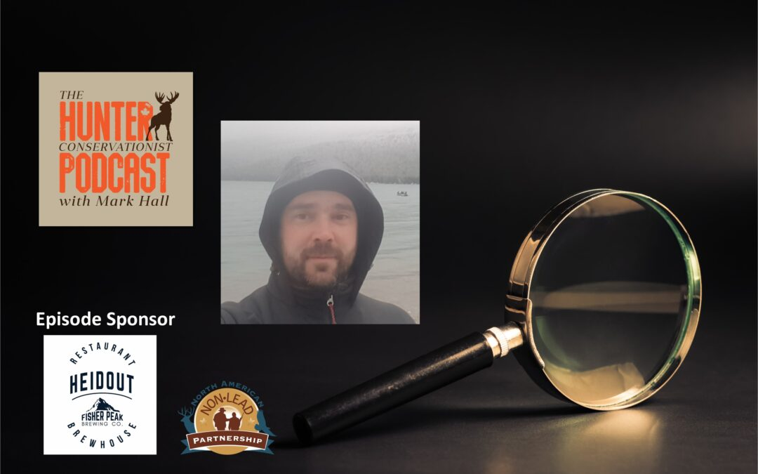 Episode 47 – Behind The Wildlife Curtain with Dr. Adam Ford