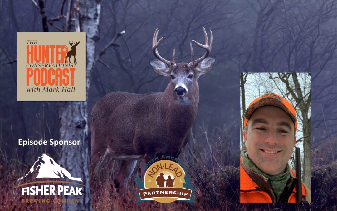 Episode 50 – White-Tailed Deer Management with Chad Stewart
