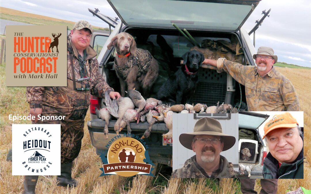 Episode 51 – The Food Angle of Hunting is Wearing Thin – with Dr. Lee Foote and Matt Besko