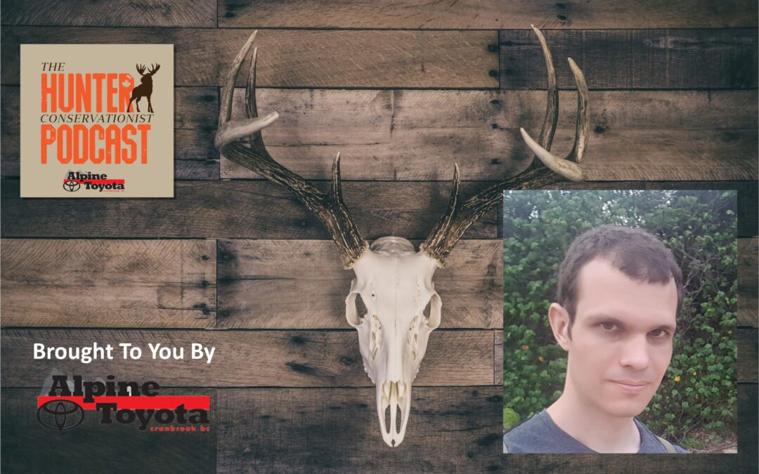Episode 54 – Trophy Hunting, Hunting, Hunters, Trophies and Antis with Dr. Nikolaj Bichel