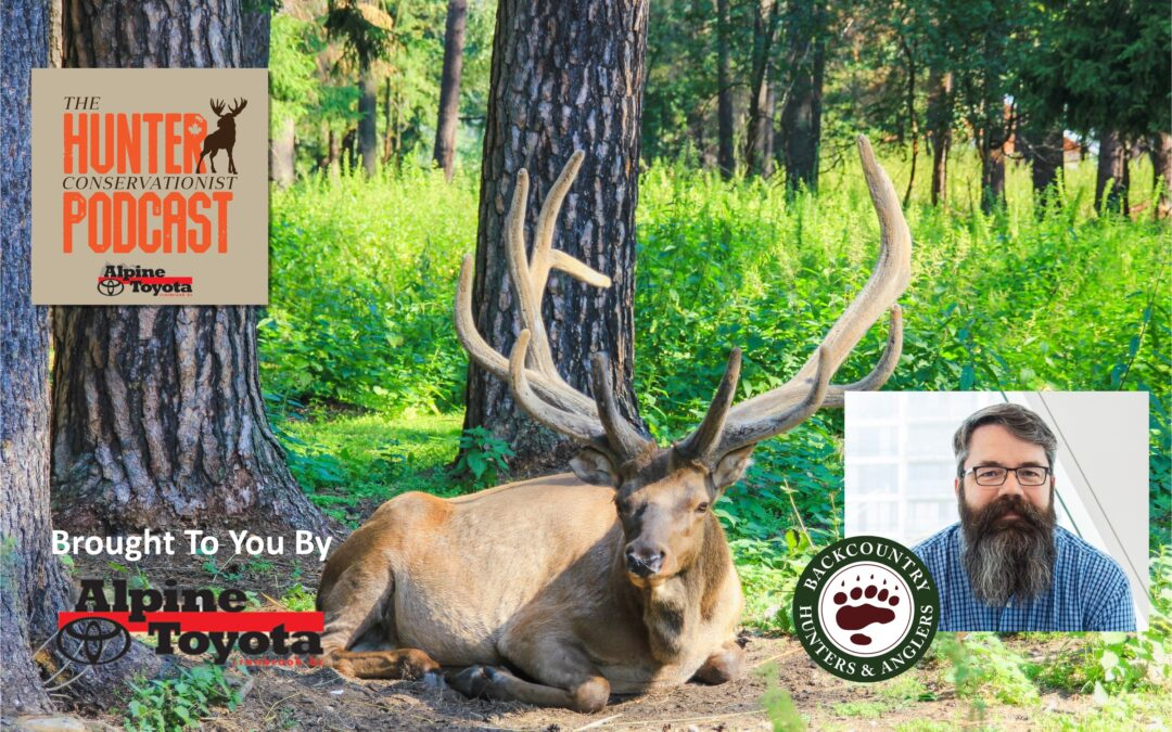 Episode 56 – High Fence Elk Hunting in Alberta with Neil Keown