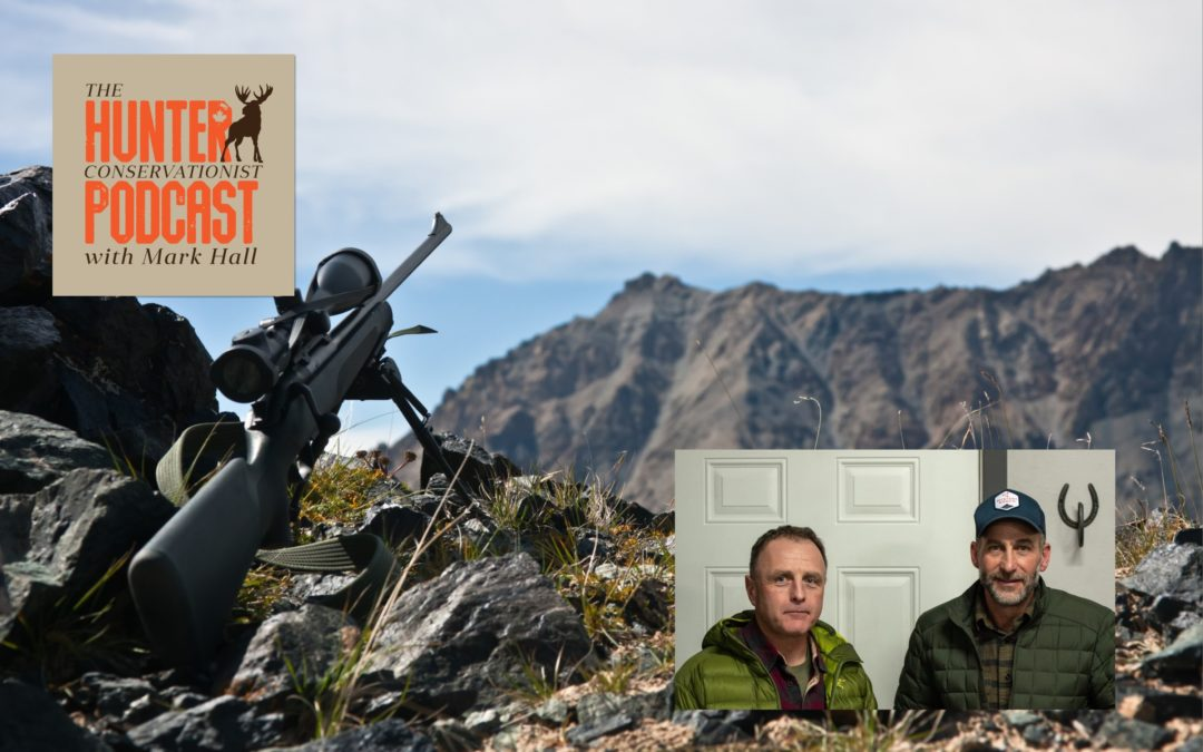 Episode 17 – Ethics and Fair Chase in Hunting with Al Duffy and Bill Hanlon