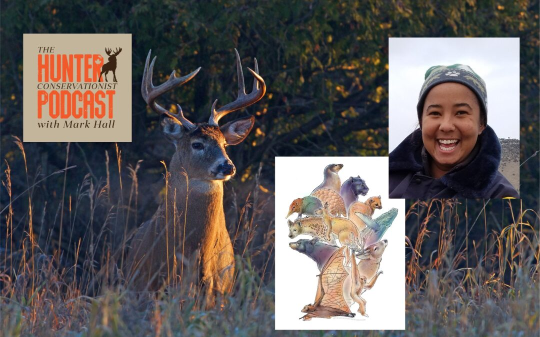 Episode 30 – Celebrating Black Mammalogists Week with Rhiannon Kirton