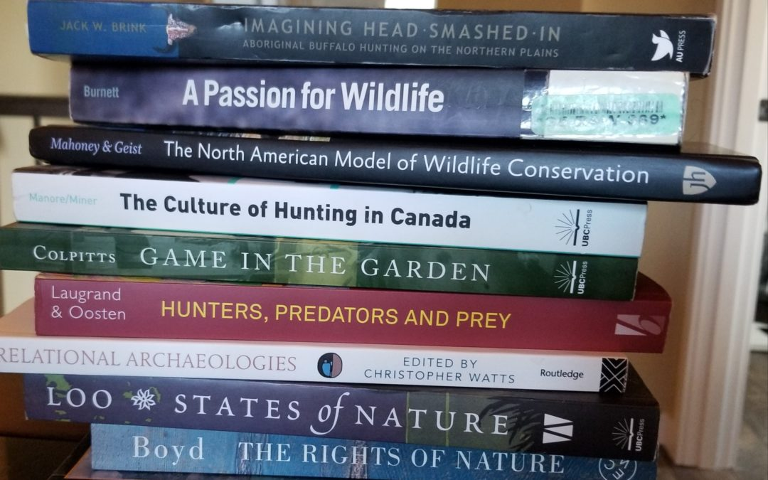10 Must Reads For Canadian Hunter Conservationists